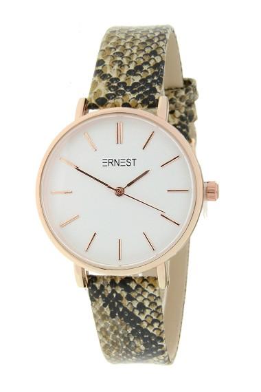 Ernest horloge Rosé-Cindy-Medium-Python
