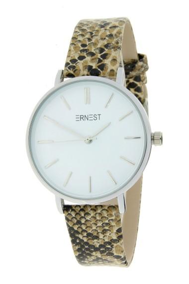 Ernest horloge Silver-Cindy-Medium-Python