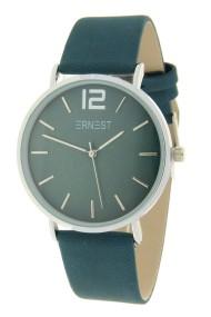 Ernest horloge Silver-Cindy-FW19 petrol