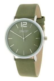 Ernest horloge Silver-Cindy-FW19 legergroen