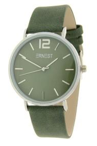 Ernest horloge Silver-Cindy-FW19 stonewash groen