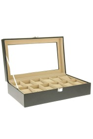 "Display ""Luxe box 12"" zwart"