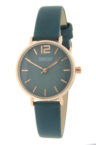 Ernest horloge Rosé-Cindy-Mini FW19 petrol