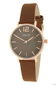 Ernest horloge Rosé-Cindy-Mini FW19 licht mocca