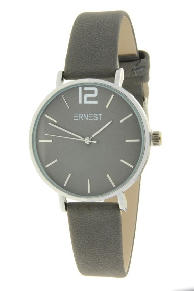Ernest horloge Silver-Cindy-Mini FW19 donkergrijs
