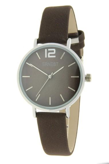 Ernest horloge Silver-Cindy-Mini FW19 choco