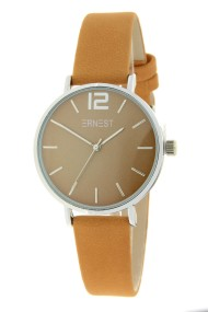 Ernest horloge Silver-Cindy-Mini FW19 mostard