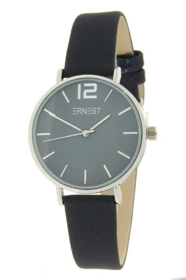 Ernest horloge Silver-Cindy-Mini FW19 navy