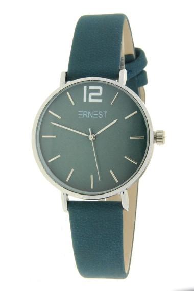 Ernest horloge Silver-Cindy-Mini FW19 petrol