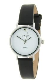 """Ernest horloge """"Veronique"""" zwart"""