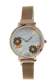 "Ernest horloge ""Tokio"" brons"