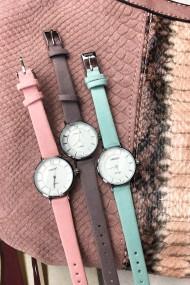 """Ernest horloge """"Coco"""" taupe"""