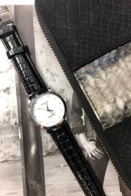 """Ernest horloge """"Sophie"""" zwart"""