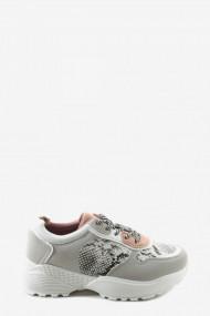 """Sneakers """"Susa"""" grijs"""