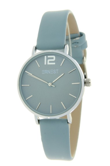 Ernest horloge Silver-Cindy-Mini SS20 ijsblauw