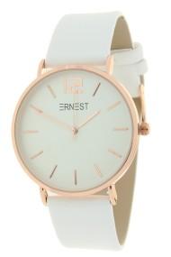 Ernest horloge Rosé-Cindy SS20 wit