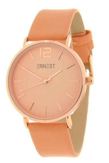 Ernest horloge Rosé-Cindy SS20 zalm