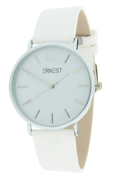 Ernest horloge Silver-Cindy SS20 wit