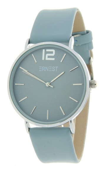 Ernest horloge Silver-Cindy SS20 ijsblauw