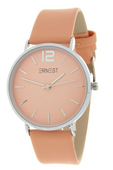 Ernest horloge Silver-Cindy SS20 zalm