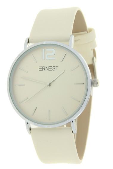 Ernest horloge Silver-Cindy SS20 sojaboon