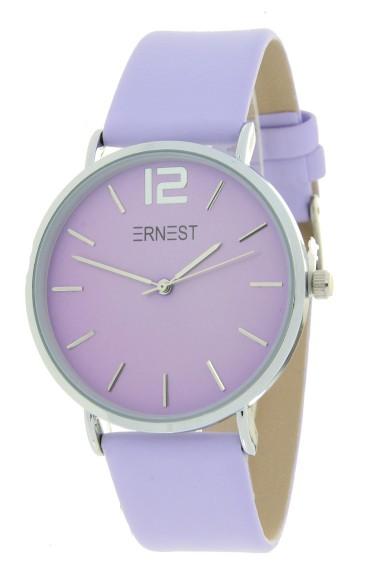 Ernest horloge Silver-Cindy SS20 sweet lila