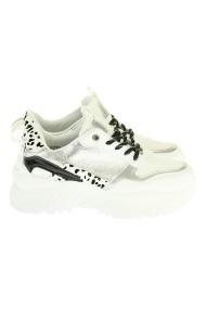 "Sneakers ""Cheetah"" zilver"