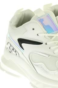 "Sneakers ""Rifka"" zilver"