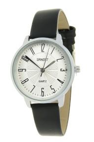"""Ernest horloge """"Donna"""" zwart"""