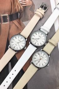 """Ernest horloge """"Donna"""" wit"""