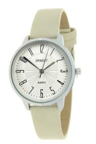 """Ernest horloge """"Donna"""" beige"""