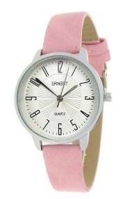 """Ernest horloge """"Donna"""" pink"""