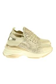 """Sneakers """"Iris"""" goud"""