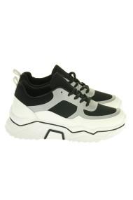 """Sneakers """"Maud"""" zwart"""