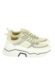 """Sneakers """"Maud"""" beige"""