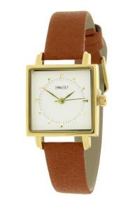 """Ernest horloge """"Amber"""" camel"""