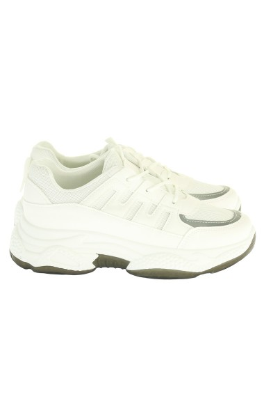 """Sneakers """"Neon Nina"""" wit"""