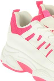 "Sneakers ""Neon Nina"" fuchsia"