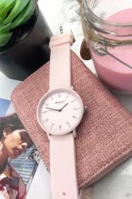 """Ernest horloge """"Ruby"""" pink"""
