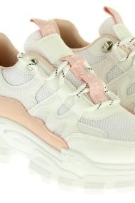"""Sneakers """"Love"""" pink"""