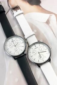 """Ernest horloge """"Luna"""" wit"""