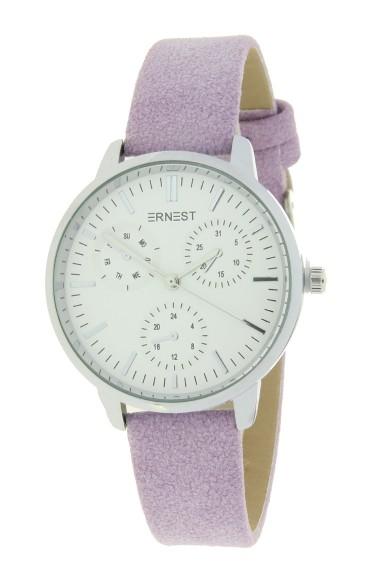 """Ernest horloge """"Luna"""" lila"""