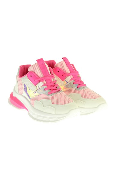 "Sneakers ""Slide"" fuchsia"