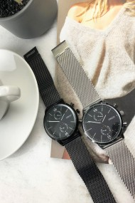 """Ernest horloge """"Inaya"""" zwart"""