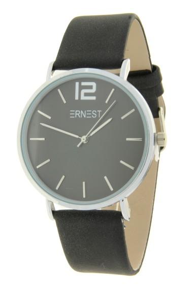 Ernest horloge Silver-Cindy SS20 zwart