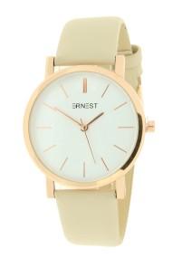 "Ernest horloge ""Rosé-Andrea"" beige"