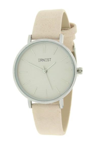 Ernest horloge Silver-Cindy-Medium SS20 nude