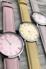 "Ernest horloge ""Aspasia"" pink"