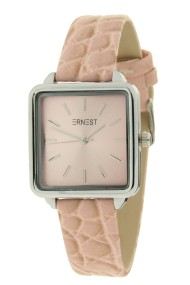 """Ernest horloge """"Cato"""" oudroze"""