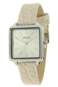 """Ernest horloge """"Cato"""" beige"""
